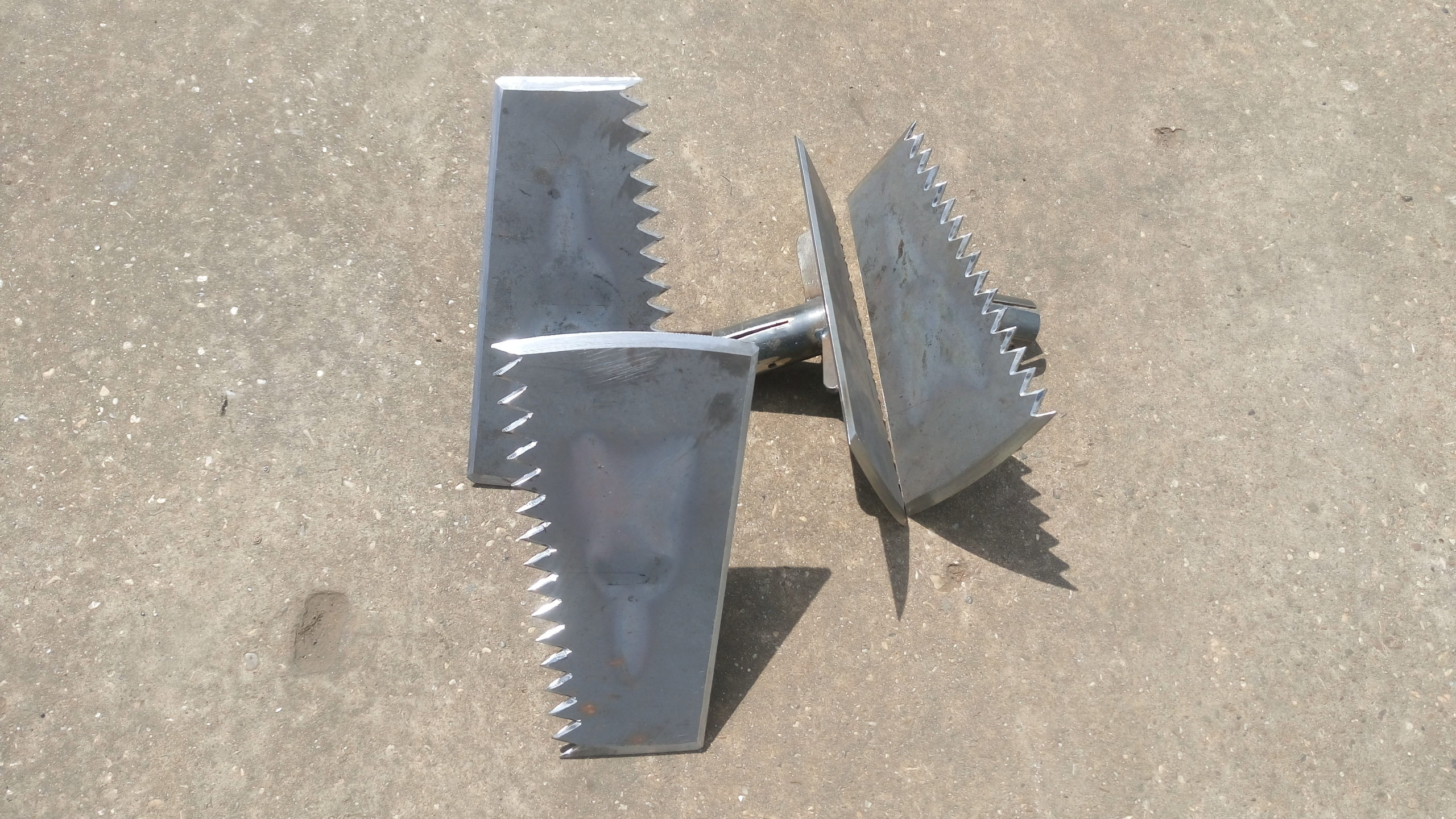 Trailaxe